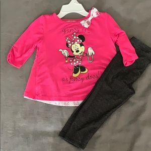 18 months Minnie Mouse outfit